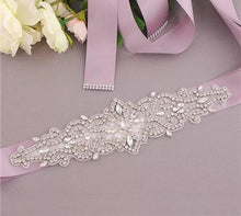 Load image into Gallery viewer, Bridal Waistband - Les Value