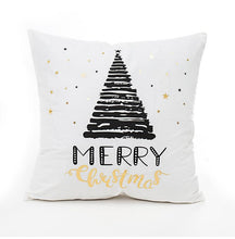 Load image into Gallery viewer, Merry Christmas Cushion Cover - Les Value