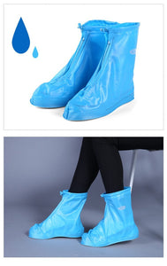 Reusable Waterproof Shoe Covers - Les Value