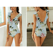 Load image into Gallery viewer, Push Up One Piece Swimsuit - Les Value