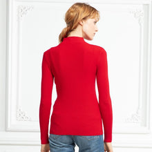 Laden Sie das Bild in den Galerie-Viewer, Women slim sweaters in Spanish - Les Value