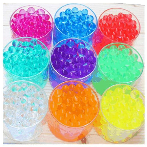 Crystal water beads | Polymer water balls