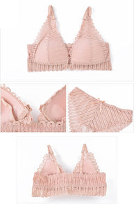 Honeymoon bra panty set - Les Value