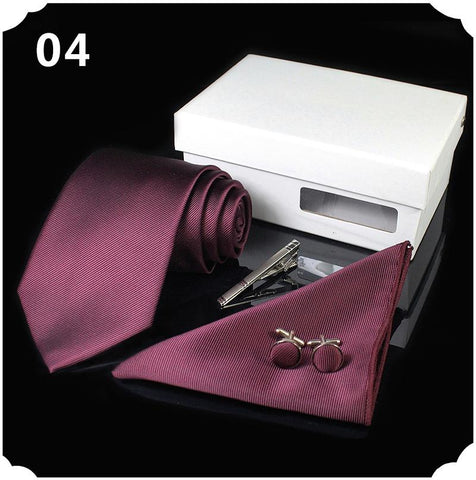 Windsor Knot Ties - Les Value