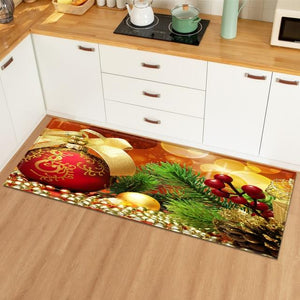 Modern Kitchen Carpet | Living Room Carpet | Anti Slip Bedroom Mats - Les Value