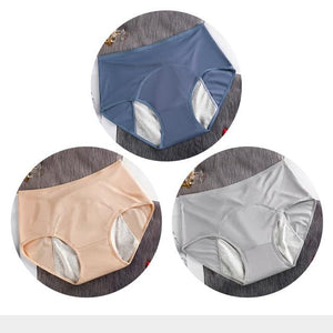 Leakproof cotton panties - Les Value