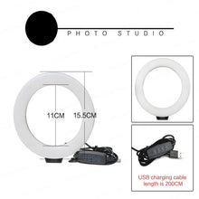Load image into Gallery viewer, Selfie Ring Light - Les Value