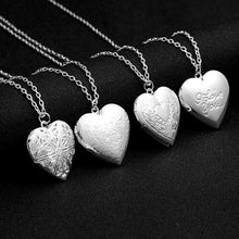 Laden Sie das Bild in den Galerie-Viewer, Love Heart Locket Pendants - Les Value