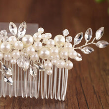 Laden Sie das Bild in den Galerie-Viewer, Hair Comb Wedding Jewelry - Les Value
