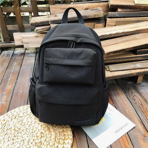 Nylon Backpack - Les Value