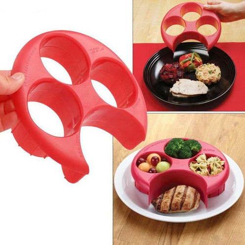 Portion Control Dinnerware - Les Value