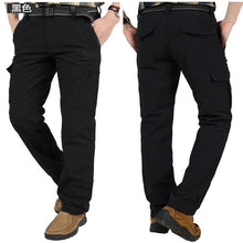 Load image into Gallery viewer, Men Trousers Online  |  Cargo Waterproof Trousers | Quick Dry Pants for Summer - Les Value