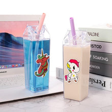 Load image into Gallery viewer, Milk carton water bottle | BPA Free Water bottle - Les Value