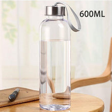 Load image into Gallery viewer, Leakproof water bottle 600 ml- Les Value