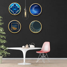Laden Sie das Bild in den Galerie-Viewer, EID Wall Sticker - Les Value