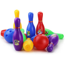 Load image into Gallery viewer, Bowling Balls Kids Educational Games - Les Value
