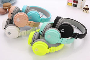 kid safe headphones with microphone - Les Value
