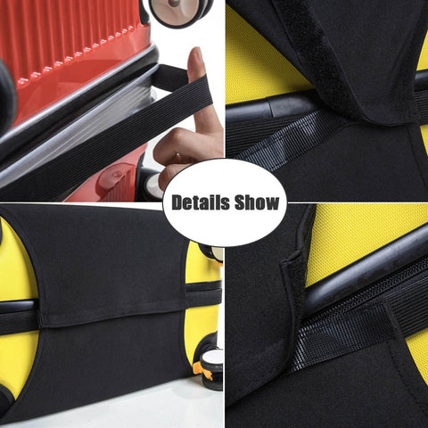 Suitcase Protective Covers - Les Value