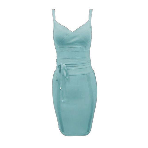 Evening Party Bodycon Dress - Les Value