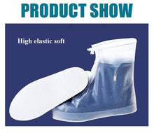 Load image into Gallery viewer, Reusable Waterproof Shoe Covers - Les Value