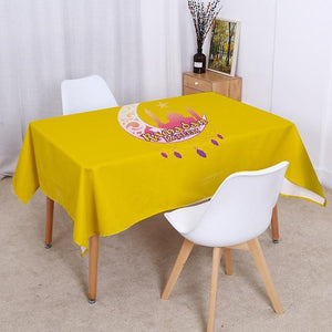 Ramadan Tablecloth For Home Decorations - Les Value