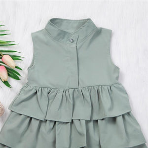 Bubble Dress for baby girl - Les Value