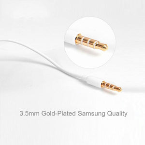Samsung Earphones Built-in Microphone with free gift - Les Value
