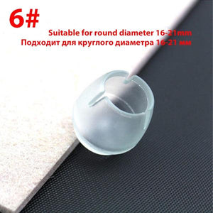 Silicone Protectors For Chairs - Les Value