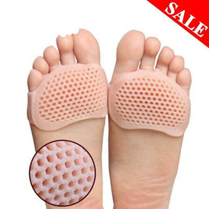 Silicone Pads for pain under ball of foot - Les Value