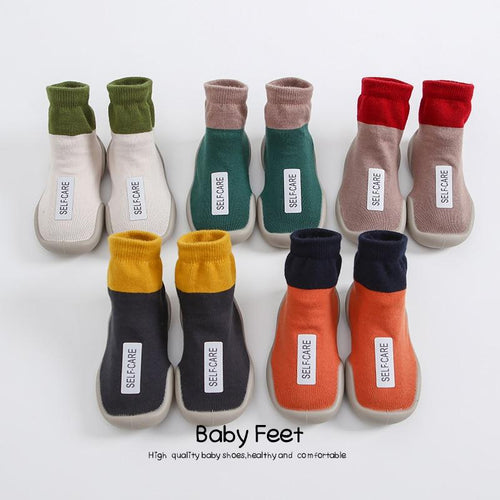 Baby anti-slip shoe socks - Les Value
