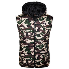 Load image into Gallery viewer, Sleeveless Mens Jacket - Les Value