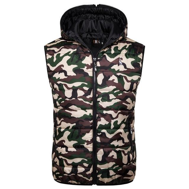 Sleeveless Mens Jacket - Les Value