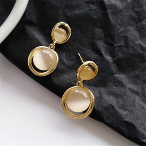 Women fashion stud earrings