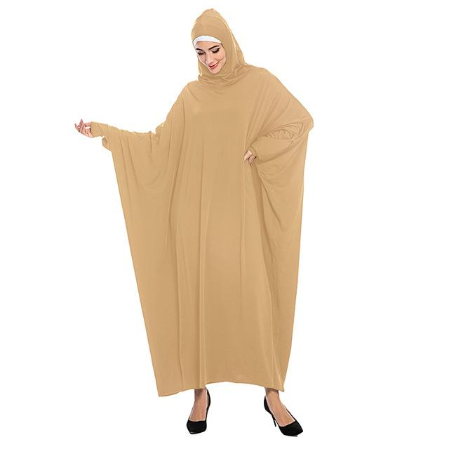 Eid Mubarak Long burqa - Les Value