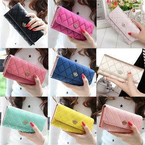 Ladies Standard Wallets - Les Value