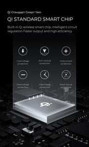 Fast wireless charger For iPhone 12 11 Pro Xs Max Mini X Xr - Les Value