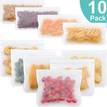 Laden Sie das Bild in den Galerie-Viewer, Silicone Food Containers Leakproof Bag - Les Value