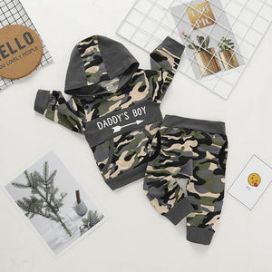 Infant baby Hooded Sweatshirt - Les Value