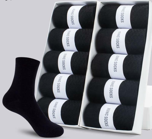 Men's Cotton Socks - Les Value