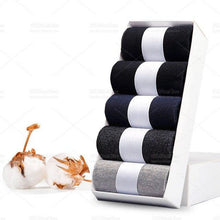 Load image into Gallery viewer, Men's Cotton Socks - Les Value