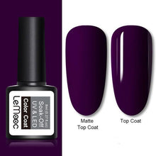 Load image into Gallery viewer, LEMOOC Nail Gel Polish Autumn Winter Color