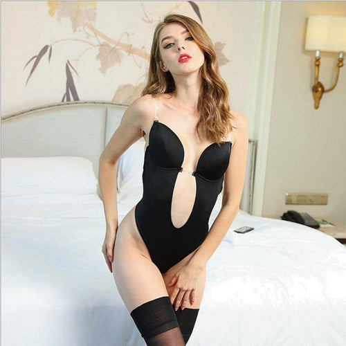 Backless Body Shapewear - Les Value
