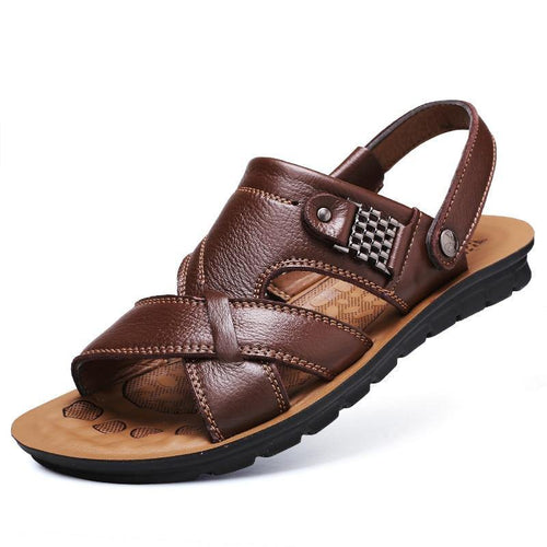 Gladiator sandals for male - Les Value