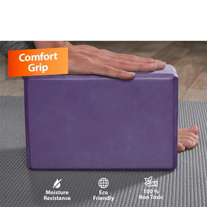 Workout Yoga Brick For Gym Fitness - Les Value