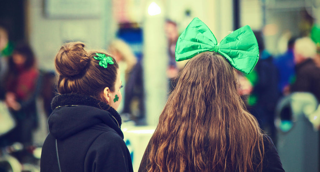 St. Patrick's Day is coming soon, What will you do?