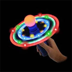 LED Fans & Light up Spinners