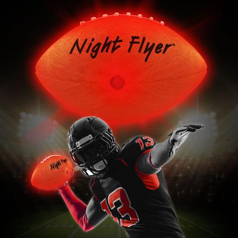 Night Flyer football