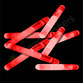 1.5 Inch Glow Sticks - Red