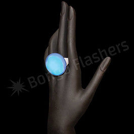 LED Button Ring