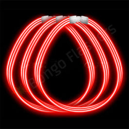 22 Inch Super Wide Glow Necklaces